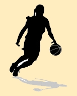 stock-illustration-1311916-silhouette-woman-basketball-player-dribbling